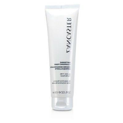 softening cleansing foam all skin types 150ml