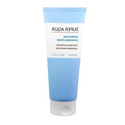 super aqua refreshing cleansing foam 6 7