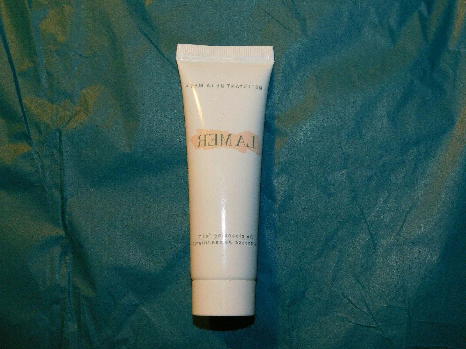 La Cleansing Foam Face oz / ml Gift Bag AUTHENTIC