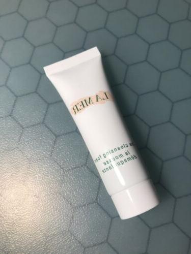the cleansing foam face cleanser wash travel