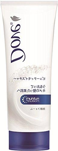 unilever japan dove facial cleansing