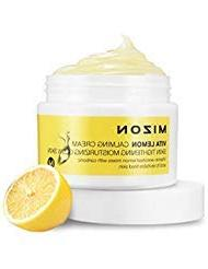 vita lemon calming cream skin