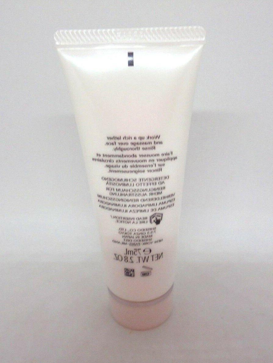 Shiseido white cleansing foam 2.8 oz