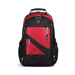 CHNG Laptop Backpack Male Travel Computer Bag Multifunction