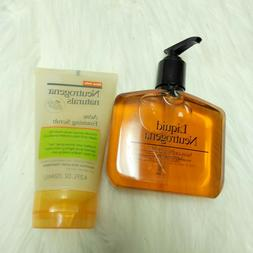 Liquid Neutrogena Naturals Acne Foaming Scrub, Facial Cleans