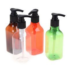 liquid pump bottle lotion bathroom travel foaming