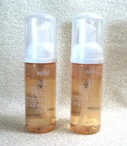 BLISS - LOT OF TRIPLE OXYGEN INSTANT ENERGIZING CLEANSING FO