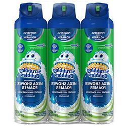 Scrubbing Bubbles Mega Shower Foamer with Ultra Cling Bulk B