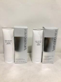 Shiseido Men Choose Cleansing Foam Or Scrub 125ml/4.6oz BRAN