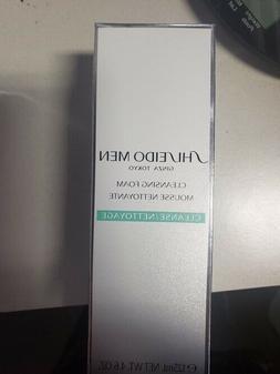 Shiseido Men Cleansing Foam 125 ml / 4.6 oz New In Box