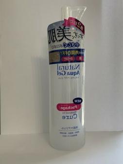 Cure Natural Aqua Gel Peeling Skincare Exfoliator 250ml Made