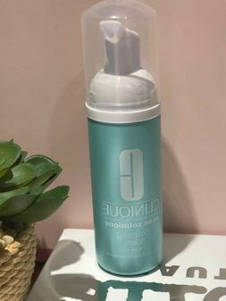 New Clinique Acne Solutions Cleansing Foam 1.7 oz