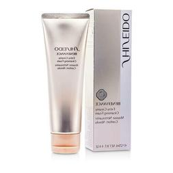 New Shiseido Benefiance Extra Creamy Cleansing Foam 4.4 oz ~