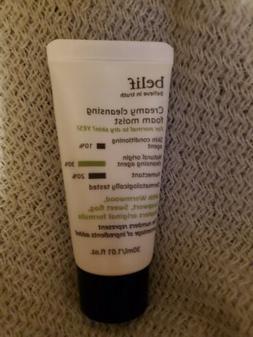 NEW belif Creamy Cleansing Foam Moist Travel Size 30mL/1.01