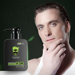 New Men's Deep Cleansing Face Wash Foam Cleanser Moisturizin