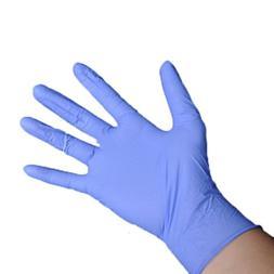 LiPing Nitrile Exam Gloves - Medical Grade, Powder-Free, Lat