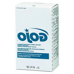 GOJO 2212-04 2000 mL NXT Ultra Mild Antimicrobial Lotion Soa