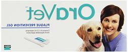Oravet Merial Plaque Prevention Gel 8-Week Home Care Kit