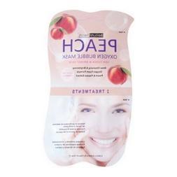 BEAUTY TREATS Peach Oxygen Bubble Mask-Peach