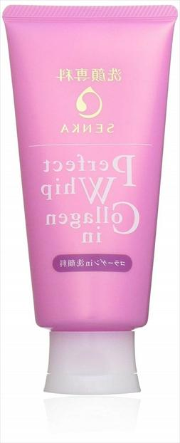 SHISEIDO Perfect Whip Collagen in Facial Cleanser 120g