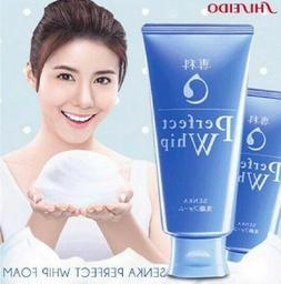 SHISEIDO Perfect Whip Face Wash Cleansing Foam Facial Cleans