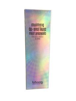Goodal Premium Snail Tone-Up Cleansing Foam 150ml NiB
