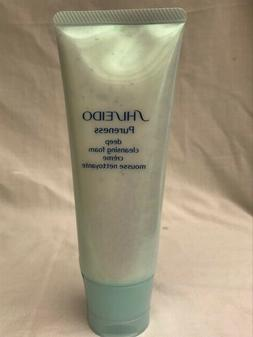 Shiseido Pureness Deep Cleansing Foam ~ 3.6 oz ~ NEW
