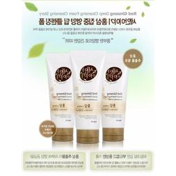 K-beauty WELCOS Red Ginseng Deep Cleansing Foam 120 g/US Sel