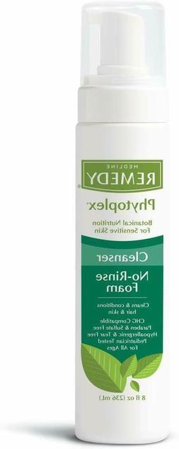 Medline Remedy Phytoplex Hydrating Cleansing Foam 8 Fluid Ou
