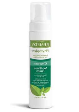 Medline Remedy Phytoplex Hydrating Cleansing Foam, 8 Fluid O