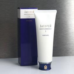 Shiseido Revital Cleansing Foam I    125 G / 4.4 OZ  New In