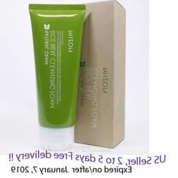 rice real cleansing foam 150ml free gift
