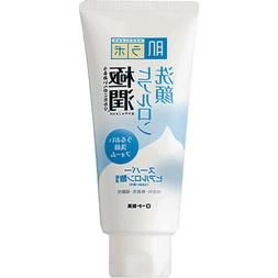 Rohto Hada Labo Gokujyun Hyaluronic Cleansing Foam Face Wash
