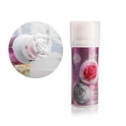 Rose Foam 3D Face Cleanser Skin Care Acne Blackhead Remover