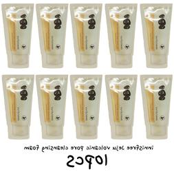 Jeju Volcanic Pore Cleansing Foam 4ml x 10Pcs