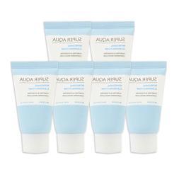 Super Aqua Refreshing Cleansing Foam 20ml x 6PCS