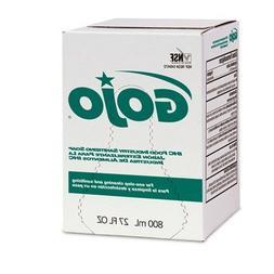 GOJO 9132-12 Sanitizing E2 Lotion Soap, 800 mL Refill