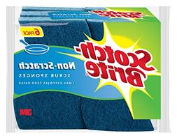 Scotch-Brite Non-Scratch Multi-Purpose Scrub Sponge, 4 2/5 X