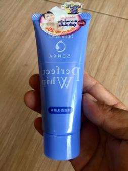 SHISEIDO SENKA Perfect Whip Face Cleansing Foam Facial Clean