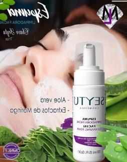 Seytu Omnilife Facial Cleansing Foam Espuma Facial Limpiador