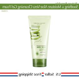 Nature Republic Soothing & Moisture Aloe Vera Cleansing Gel