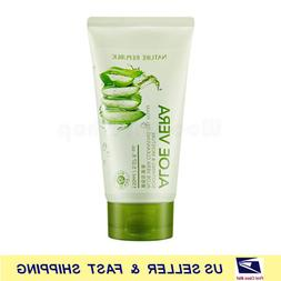 Soothing & Moisture Aloe Vera Cleansing Gel Foam 150ml -NEW