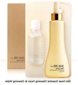 Su:m37° Skin Saver Essential Cleansing Foam Special Set Gen