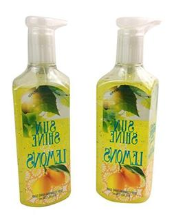 Bath & Body Works Sunshine & Lemons Deep Cleansing Hand Soap