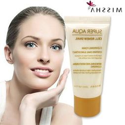 MISSHA Super Aqua Foam Cell Renew Snail Cleansing Moisturizi
