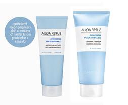 Super Aqua Refreshing Cleansing Foam - 200ml / 330ml