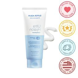 MISSHA Super Aqua Ultra Hyalron Cleansing Foaming Cleanser 2