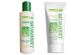 Belkosmex Teebaum Cleansing gel-foam and tonic sensitive and
