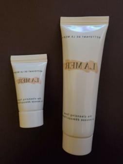 La Mer The Cleansing Foam Face Cleanser 1 oz / 30mL  and .17