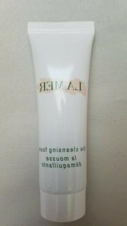 LA MER The Cleansing Foam Face Cleanser 1oz/30ml BNWOB & AUT